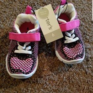 Girls Carters sneakers